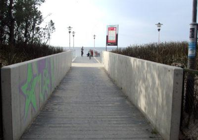 Droga na plażę